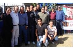 Grupo de alumnos cursos