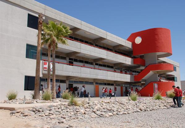 Centro uvm universidad del valle de m xico campus for Universidades en hermosillo