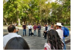 Foto Universidad Autónoma Chapingo Texcoco México