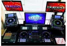 Cabina 10 - Curso de DJ Profesional Beat System - #CDMX - Clases INDIVIDUALES
