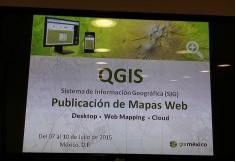 Centro GIS México México D.F. - Ciudad de México Distrito Federal